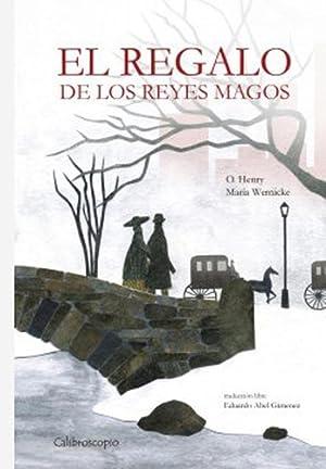 Regalo De Los Reyes Magos, El. Tapa: O. Henry