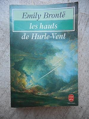 Image du vendeur pour Les hauts de Hurle-Vent mis en vente par Frederic Delbos