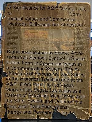 Learning From Las Vegas: Robert Venturi; Denise