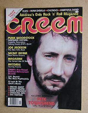 CREEM Magazine. November 1980.: Whittall, Susan. Edited