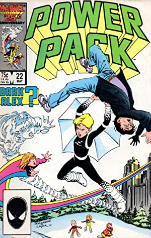 Power Pack #22 - Vol: 1 May 1986