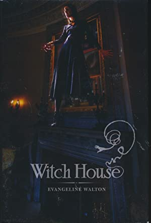 Witch House SIGNED x 4 limited edition: Evangeline Walton