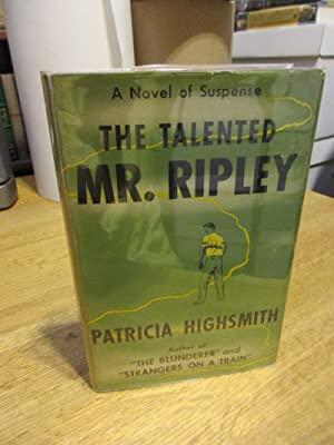 Seller image for The Talented Mr. Ripley for sale by Timothy Norlen Bookseller