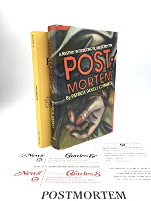 POSTMORTEM: Uncorrected Advance Proof and First Edition: Cornwell, Patricia Daniels