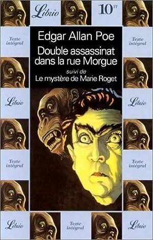 Double assassinat dans la rue Morgue -: Edgar Allan Poe