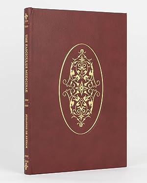 The Fasciculus Medicinae. Facsimile of the First: Classics of Medicine