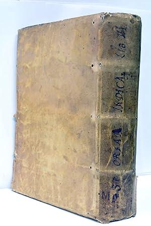 Historiarum Indicarum Libri XVI. Selectarum item ex: MAFFEI (J. P.).