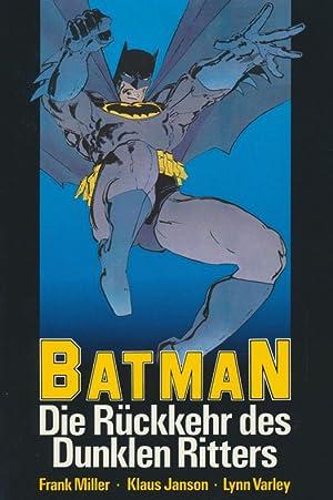 Batman. Die Rückkehr des Dunklen Ritters. 4: Frank Miller, Klaus