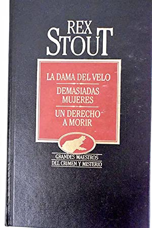 La dama del velo: Stout, Rex