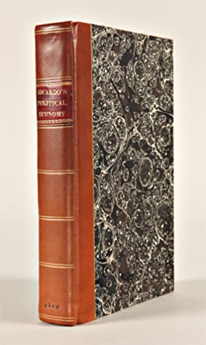 On the Principles of Political Economy and: RICARDO, David (1772-1823)