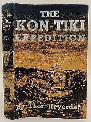 The Kon-tiki Expedition. By Raft Across the: Heyerdahl, Thor
