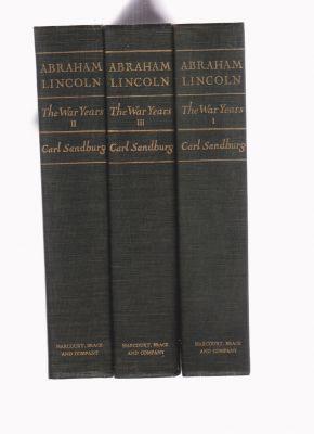 Abraham Lincoln; The War Years: Sandburg, Carl
