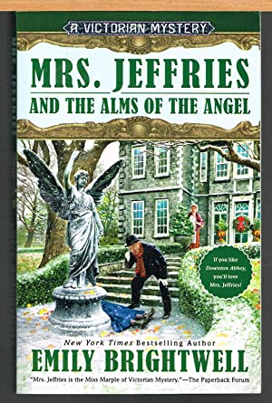 MRS. JEFFRIES AND THE ALMS OF AN ANGEL; a Victorial Mystery #38