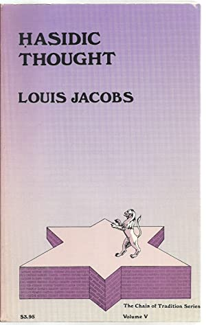 Hasidic Thought: Louis Jacobs