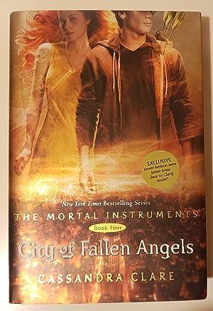 City of Fallen Angels (Mortal Instruments): Clare, Cassandra
