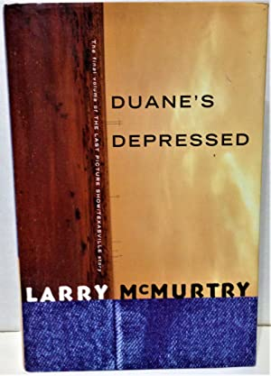 Duane's Depressed the final volume of The: Larry McMurtry