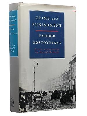 Crime and Punishment: Dostoyevsky, Fyodor; Translated