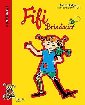 Image du vendeur pour Fifi Brindacier - l'intégrale colorisée mis en vente par Chapitre.com : livres et presse ancienne
