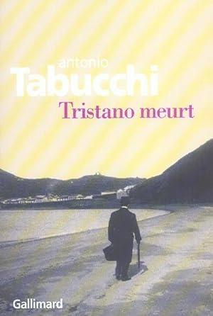 Image du vendeur pour Tristano Meurt (Une Vie) mis en vente par Chapitre.com : livres et presse ancienne