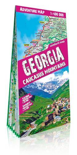 Georgia - Caucasus mountains