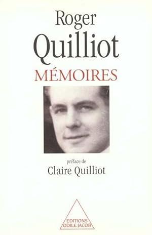 memoires: Quilliot, Roger