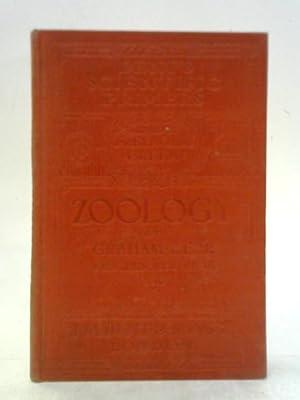 Zoology: J. Graham Kerr