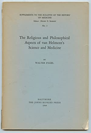 The Religious and Philosophical Aspects of Van: PAGEL, Walter