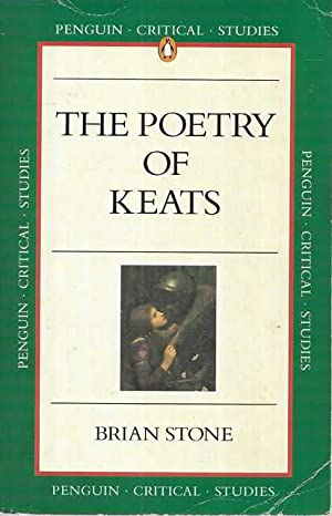 The Poetry of Keats: Brian Stone