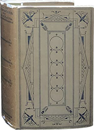 Autobiographies; Reveries Over Childhood and Youth and: Yeats, W.B.
