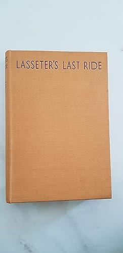 Lasseter's Last Ride: Ion L. Idriess
