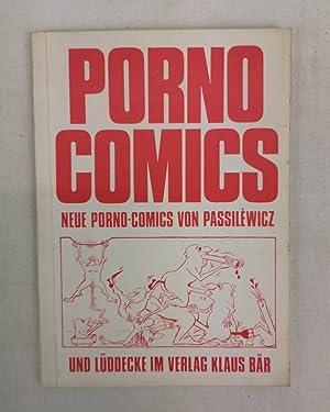 Neue Porno-Comics.: Passilewics und Lüddecke: