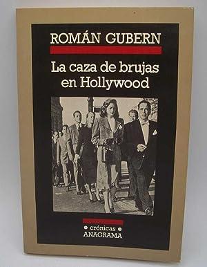 La Caza de Brujas en Hollywood: Gubern, Roman