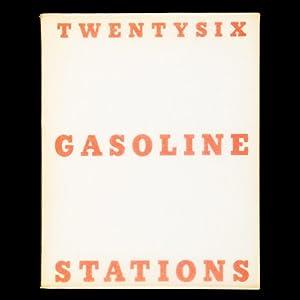 Twentysix gasoline stations: RUSCHA, Ed (1937
