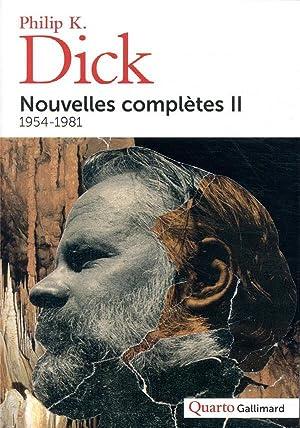 Image du vendeur pour nouvelles complètes T.2 - 1954-1981 mis en vente par Chapitre.com : livres et presse ancienne