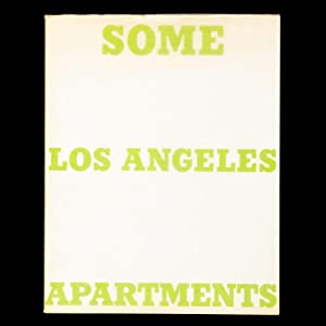 Seller image for Some Los Angeles apartments for sale by Douglas Stewart Fine Books