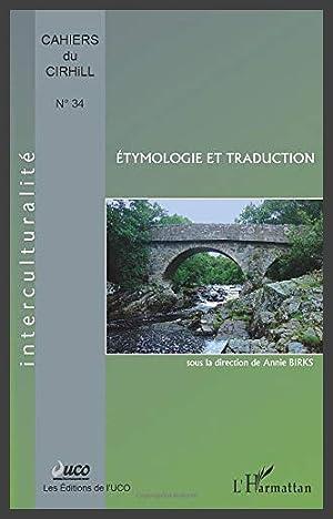 Etymologie et Traduction