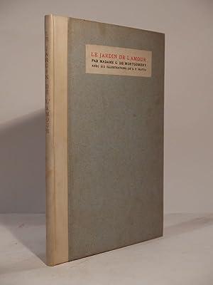 Le Jardin de l'amour par Madame G.: MONTGOMERY (G. de),