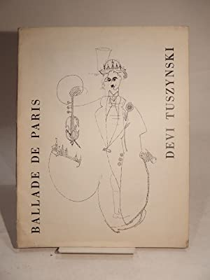 Ballade de Paris.: TUSZYNSKI (Devi)