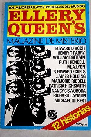 Ellery Queen's: Varios Autores
