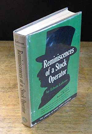 Seller image for Reminiscences of a Stock Operator (The Library of Stock Market Classics) for sale by The BiblioFile