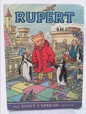 Rupert Annual 1977: Cubie; Alfred Bestall
