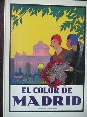 El color de Madrid: CARULLA, JORDI y