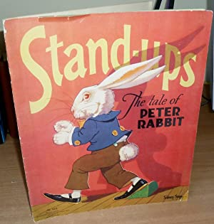 Stand-Ups. The Tale of Peter Rabbit: POTTER Beatrix