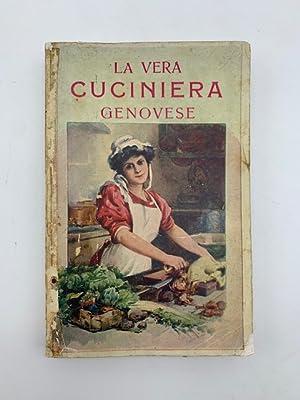 La vera cuciniera genovese facile ed economica: ROSSI Emanuele