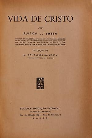 VIDA DE CRISTO.: SHEEN. (Fulton J.)