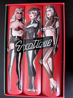 The Complete Reprint of Exotique / The: Christy, Kim (Vorwort):