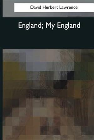 England, My England: Lawrence, David Herbert