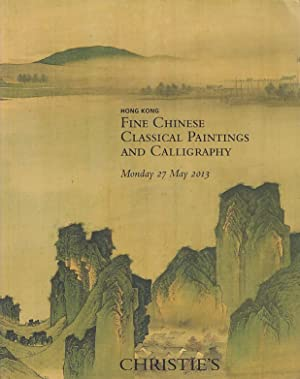 Fine Chinese Classical Paintings and Calligraphy. Christie's