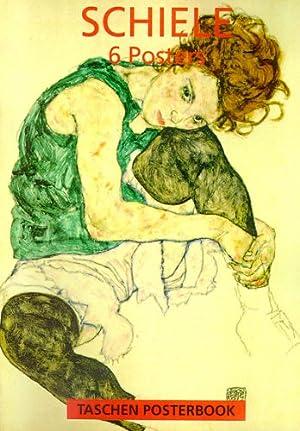 Schiele (Posterbook): Schiele, Egon: