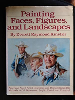 Painting Faces, Figures, and Landscapes (Signed)